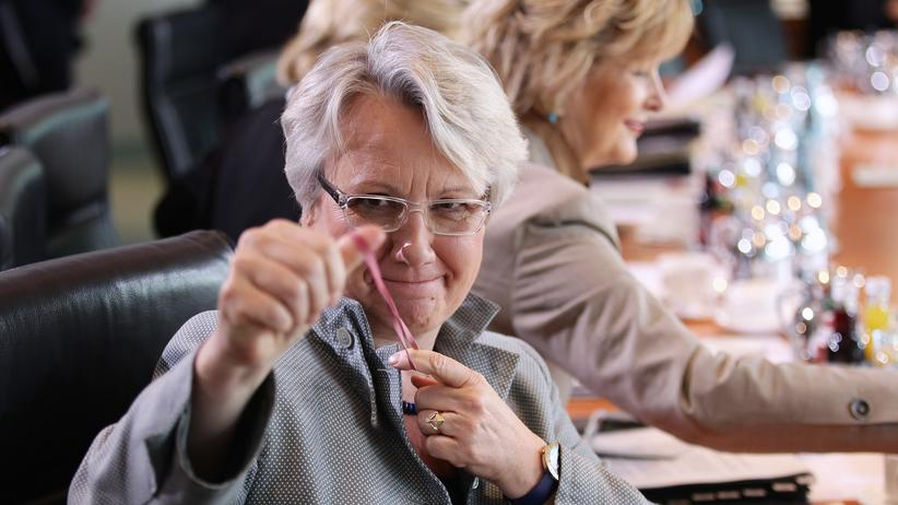 Hochschulwettbewerb: Bildungsministerin Schavan hat ein Tabu gebrochen