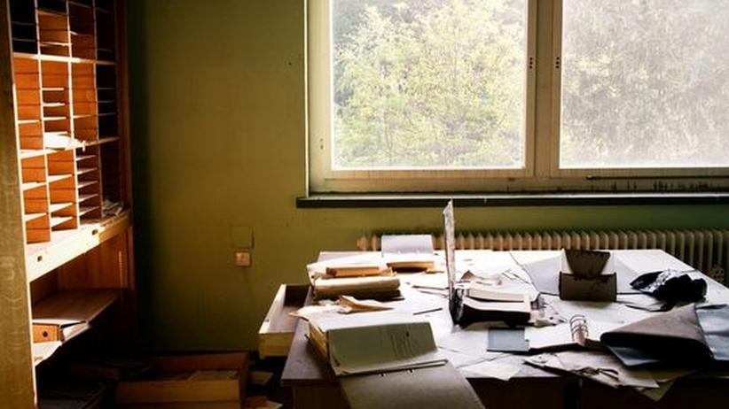 Doktorarbeit hilfeeee zeit online for Schreibtisch chaos