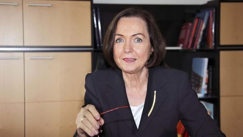 Margret Wintermantel, Präsidentin der Hochschulrektorenkonferenz