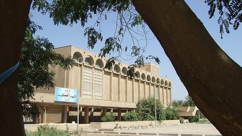 Hochschulgebäude in Bagdad