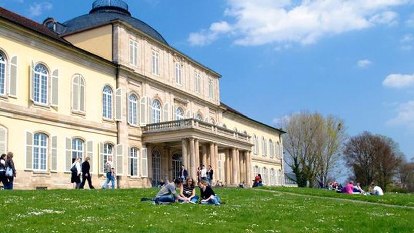 Universitätsleitung: Die Universität Hohenheim
