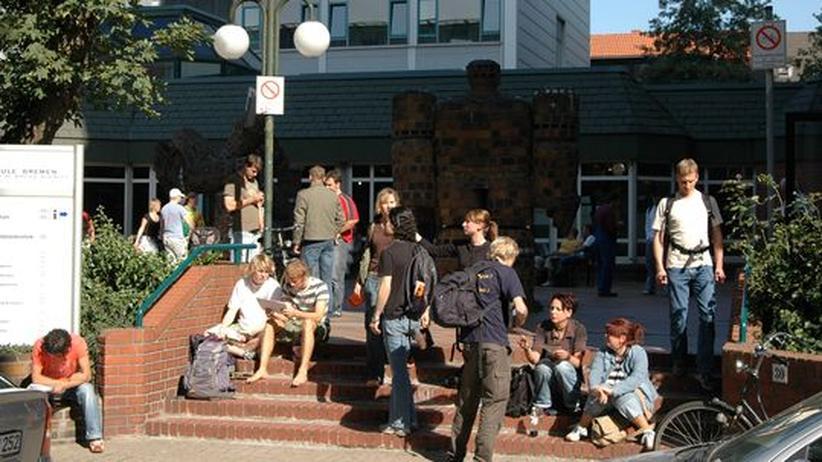 Studenten der Hochschule Bremen