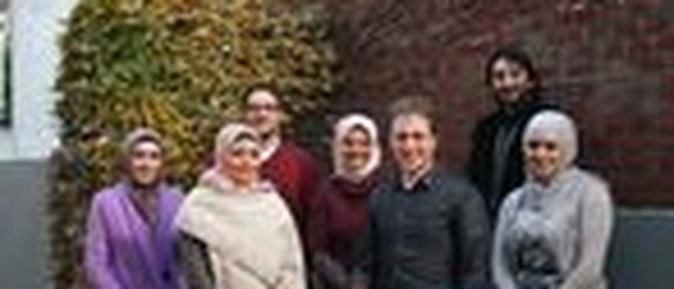 Graduiertenkolleg Islamische Theologie