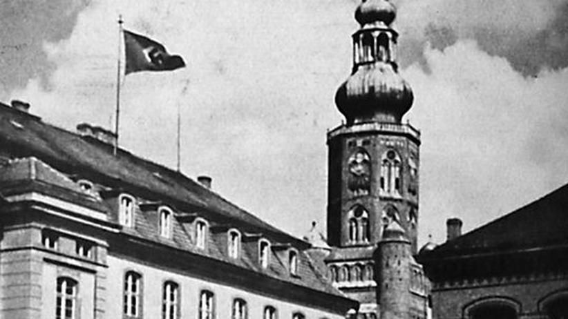 Historie: Das Hauptgebäude der Universität Greifswald zur NS-Zeit