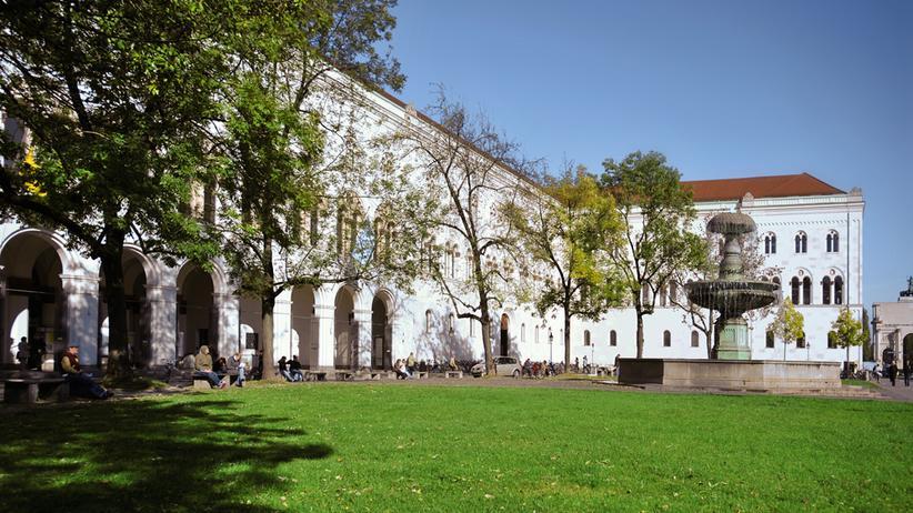 Die LMU München