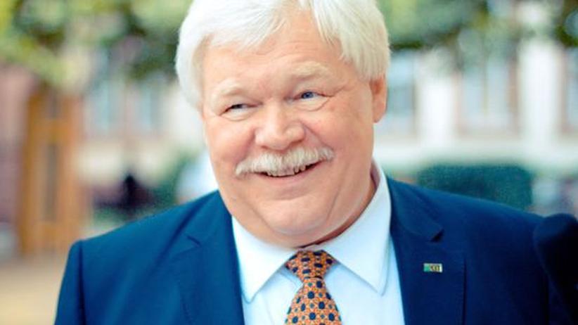 Rektorenkonferenz: HRK-Präsident Horst Hippler