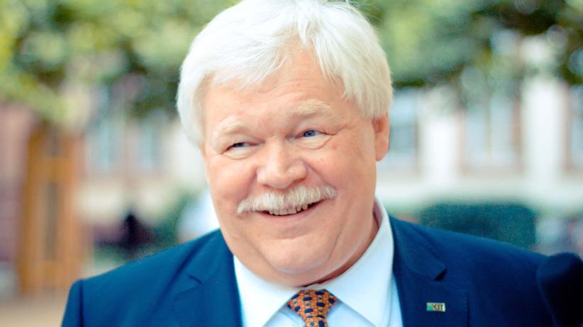 Rektorenkonferenz: Neuer HRK-Präsident kritisiert alles und jeden