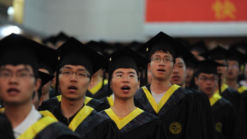 """Chinesische Studentin: """"In Deutschland kann ich herausfinden, wer ich wirklich bin"""""""