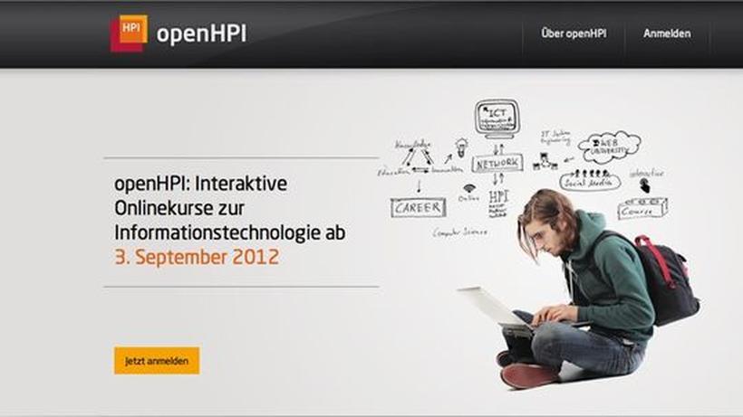 Online-Lehre: Hasso-Plattner-Institut bietet kostenlose ...