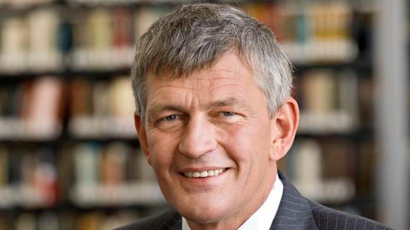 Bernd Huber, Präsident der Ludwig-Maximilians-Universität München