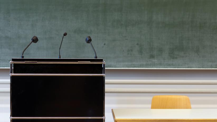 Juniorprofessuren: Nur der eigene Nachwuchs wird befördert