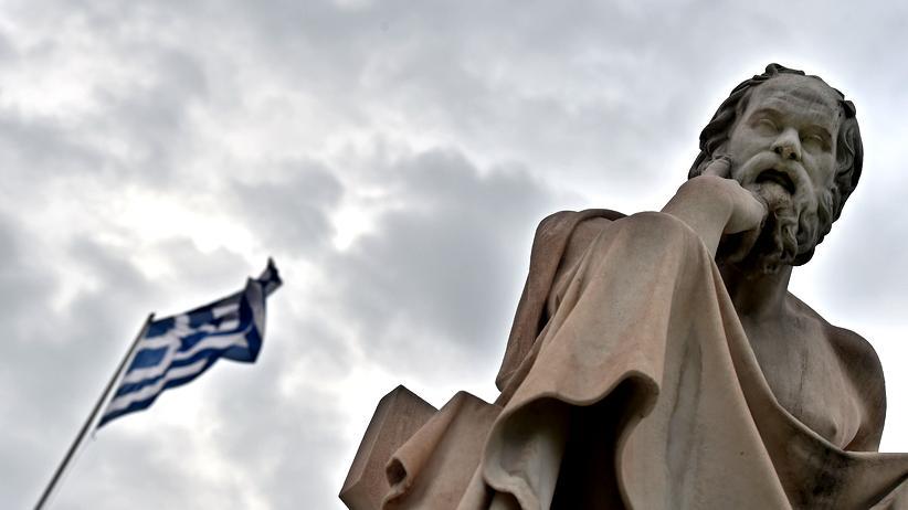 Griechische Geschichte: Wie cool ist dieser Professor denn?