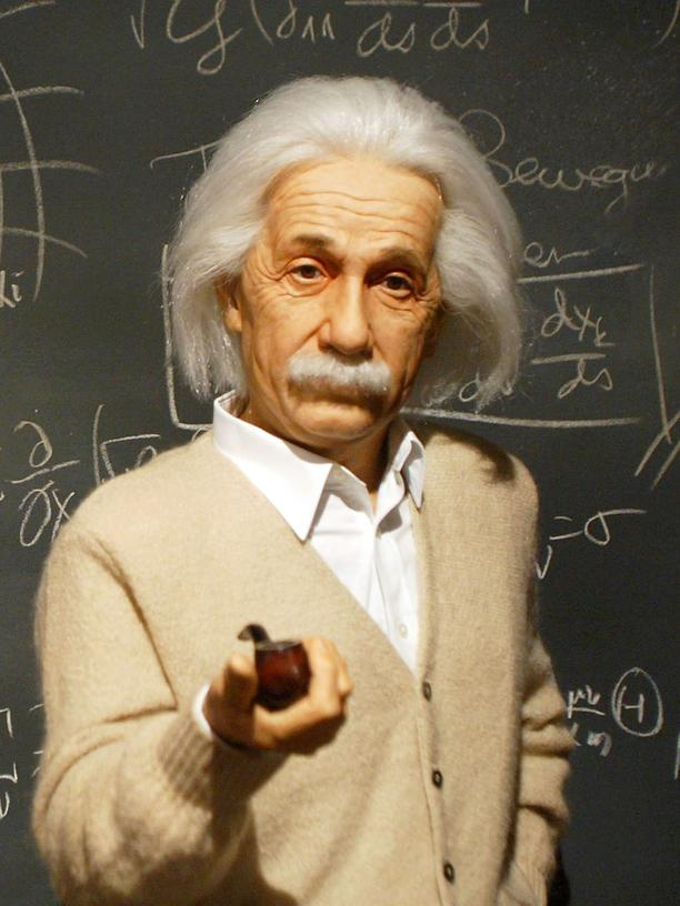 Relativitätstheorie: Wer hat's verstanden?