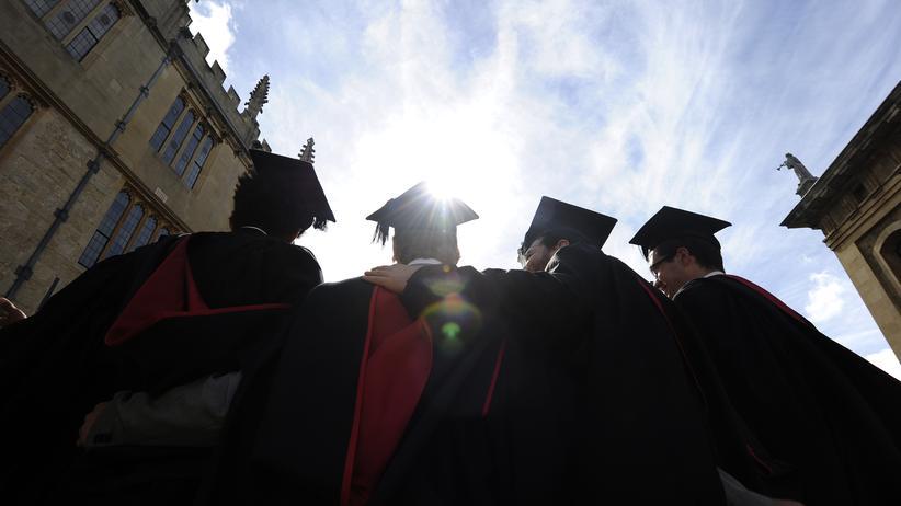Rhodes-Stipendium: Der Traum vom Abschluss in Oxford