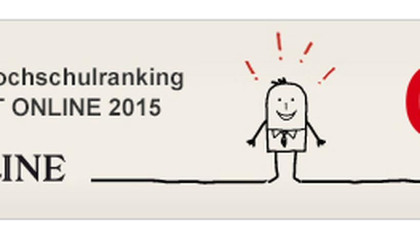 CHE Hochschulranking 2015