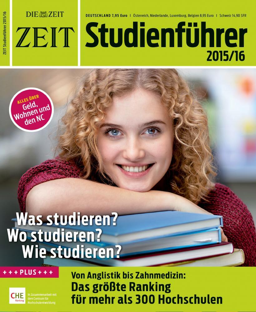 ZEIT Studienführer 2015/2016