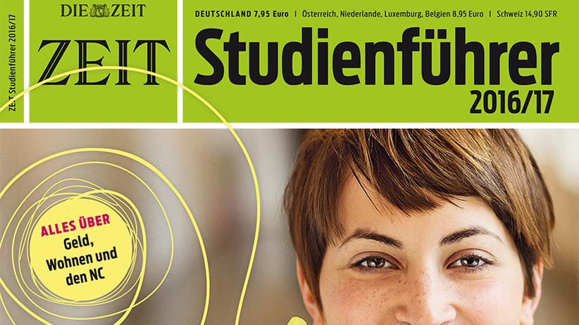 ZEIT Studienführer 2016/17