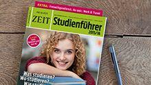 ZEIT Studienführer 2015/16: Studienwahl leicht gemacht