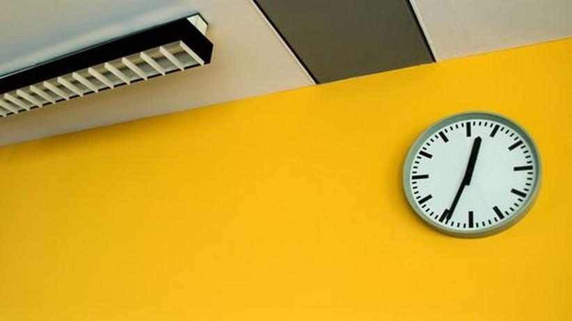 Studienzeit: Keine Eile - wir müssen ja eh arbeiten bis wir 67 sind.