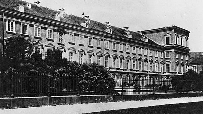 Titelhandel: Die Uni Bonn Anfang des 20. Jahrhunderts: Hier war Prinz August Wilhelm nicht erfolgreich