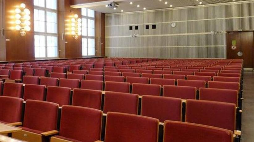Humboldt-Universität Berlin: Es sind noch Plätze frei: Hörsaal 201
