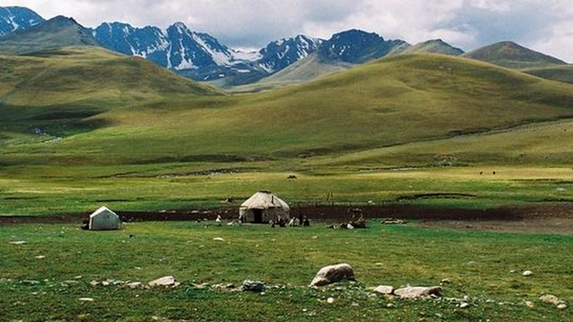Studentisches Projekt: Steppe der Mongolei: Studenten helfen mongolischen Schülern mit Büchern