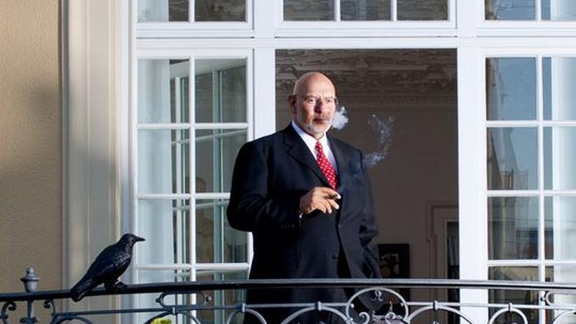 Wirtschaftswissenschaften: Vom Putzmann zum Konzernchef: Claus Wisser weiß, wie es geht