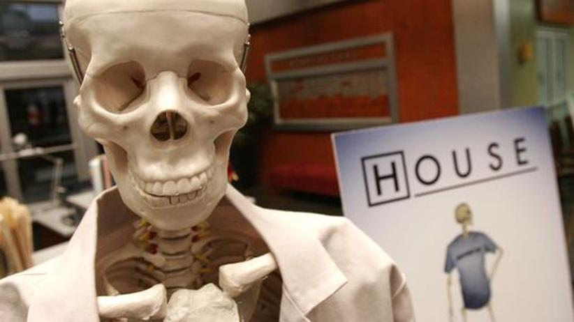 Lehre: Dr. House. Die TV-Serie ist Thema in einer Medizinvorlesung an der Universität Ulm