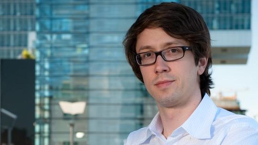 Studenten als Unternehmer: Lieber Programmieren, als die Doktorarbeit schreiben: Unternehmer Felix Lamouroux