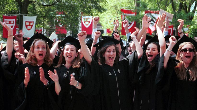 US-Hochschulen: Mangelware Mann