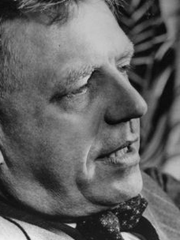 Der US-amerikanische Biologe und Sexualforscher Alfred Kinsey