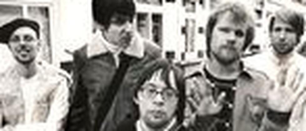 Mitglieder der Band Station 17