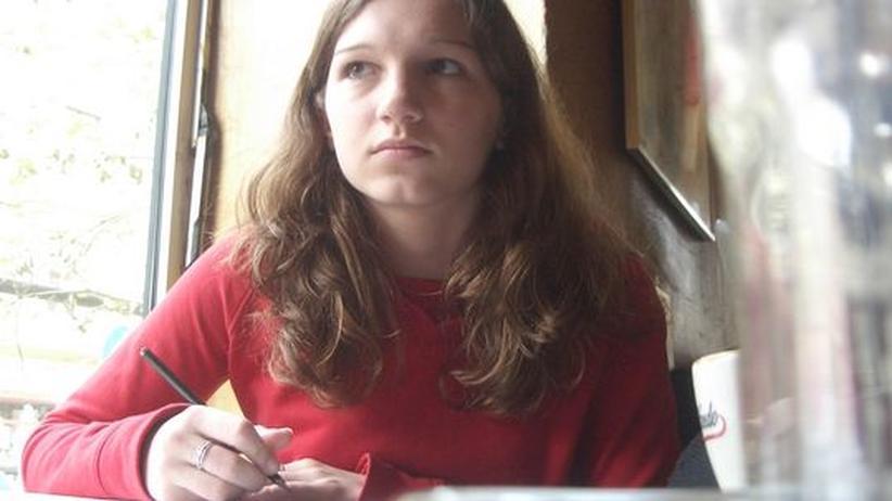 Studenten Schreibtraining