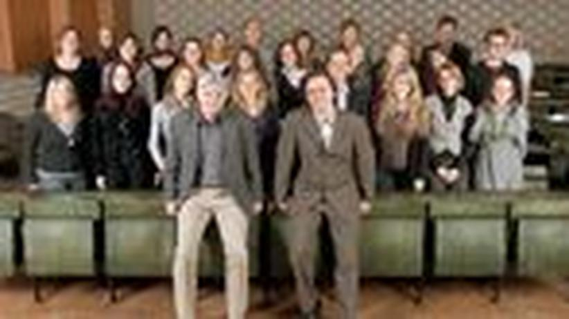 Casting-Gesellschaft Projektgruppe