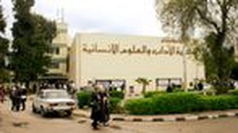 Auslandsstudium: Ein kurzes Jahr an der Uni Damaskus