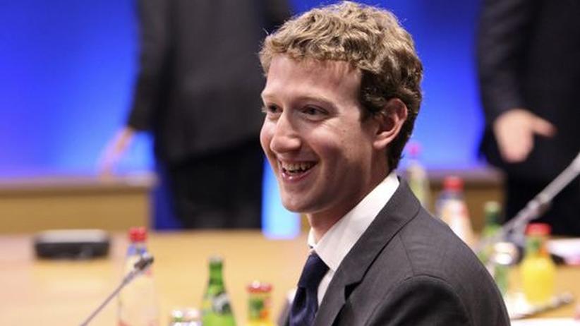Informatik: IT-Spezialisten und Facebook-Gründer Mark Zuckerberg