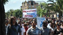 Studentenproteste in Chile