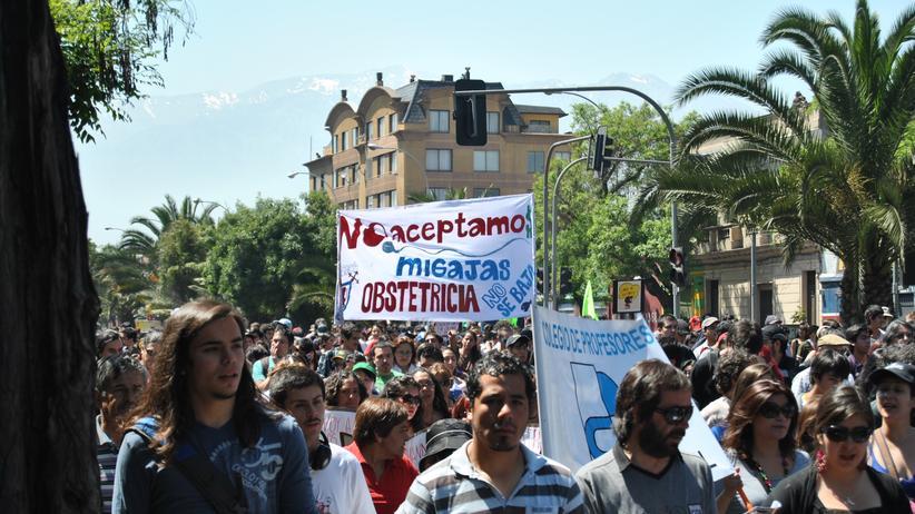 Studiengebühren: Chiles Studentenaufstand, zweiter Akt
