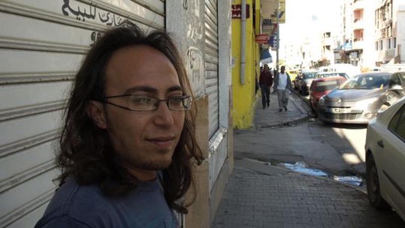 Filmstudent Yassine