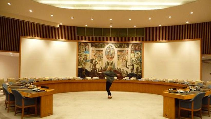 Prima Praktika: Die Praktikantin Lydia bei den Vereinten Nationen in New York