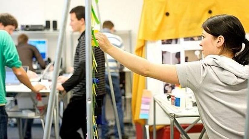 Design Thinking: Ein Design Thinking-Kurs am Hasso-Plattner-Institut in Potsdam