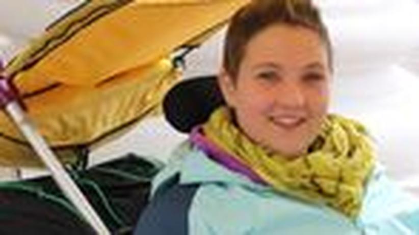 Krebserkrankung : Die Soziologie-Studentin Friederike Kaup