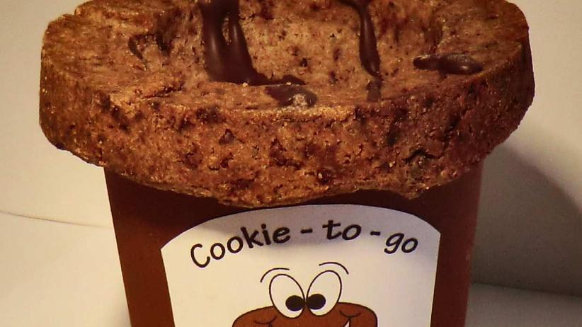 Studentenprojekt: Der Cookie-to-go, entwickelt von Studenten des Karlsruher Instituts für Technologie