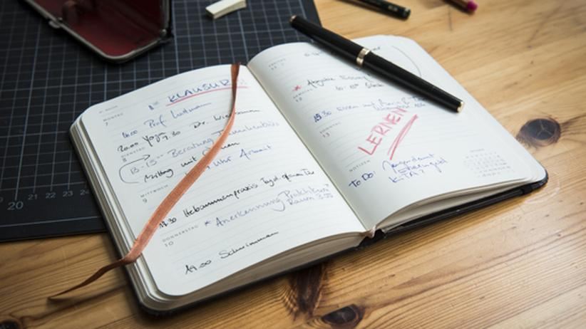 Schwanger Studium Kalender Terminplaner Termin Kind