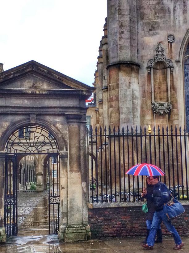 Peterhouse, das älteste bestehende College der Universität Cambridge