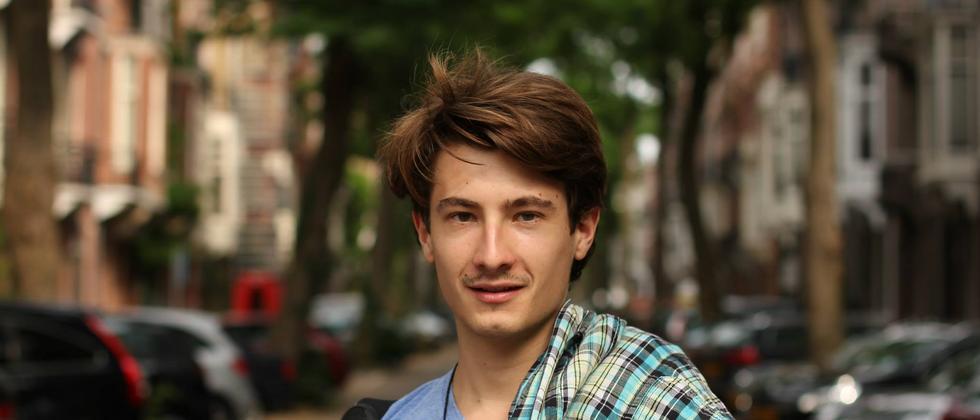 Student Ben Paul