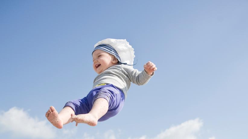 Geburt: Ich bin im Mutti-Modus