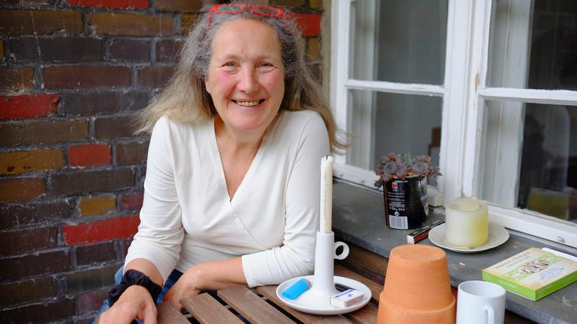 Erasmus: Lulu, 61, Erasmusstudentin