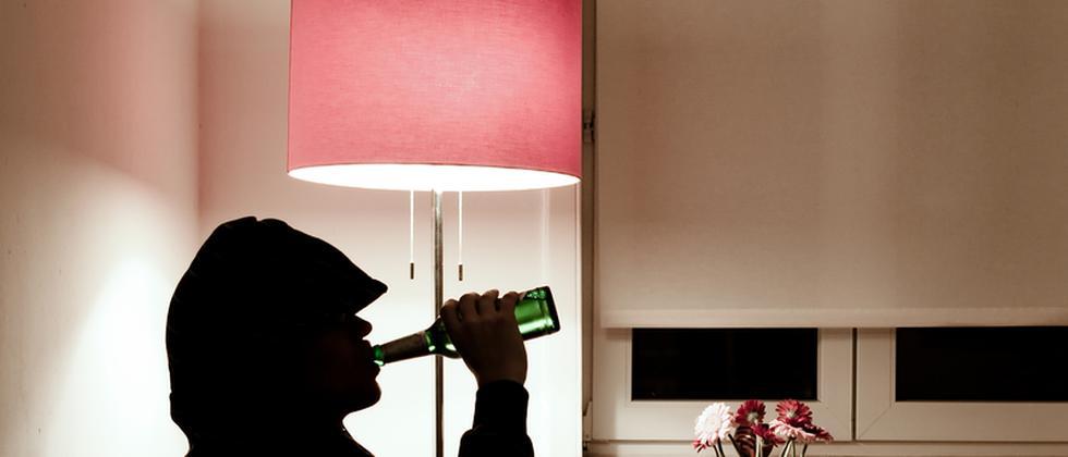 Wie wenn der Mann zu gebären trinkt