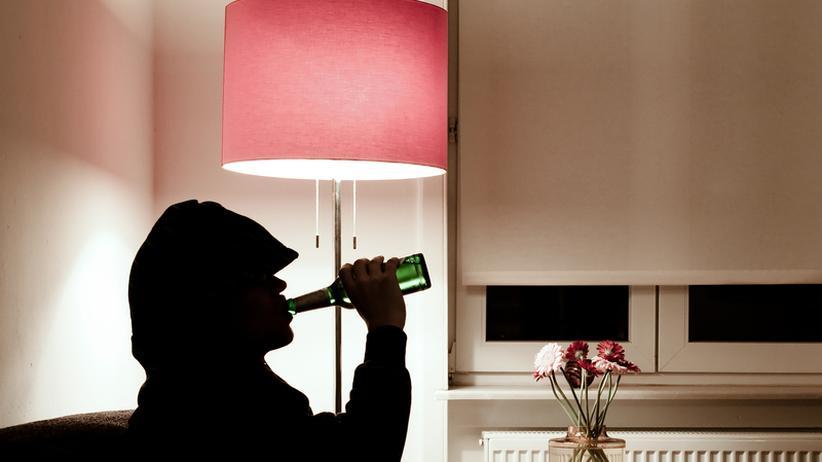 """Alkoholismus: """"Vor dem Examen einen Sekt"""""""